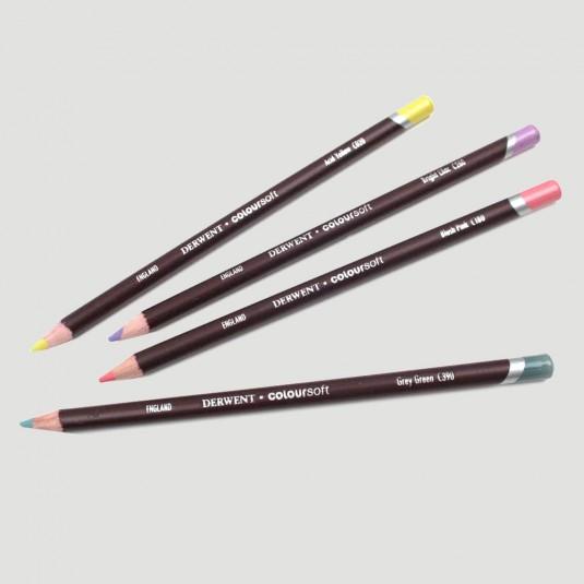 Matite Colorate Derwent ColourSoft