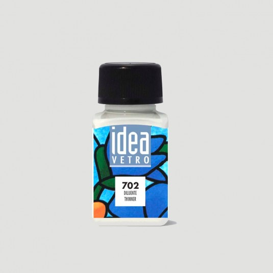 Maimeri Idea Vetro - Diluente Colori per Vetro