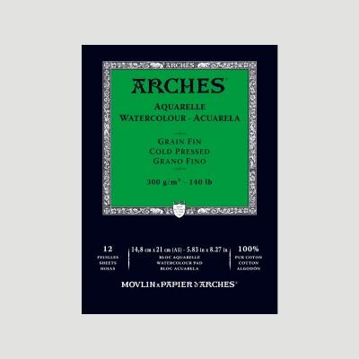 Album Arches 300gr - Grana Fine collato 1 lato
