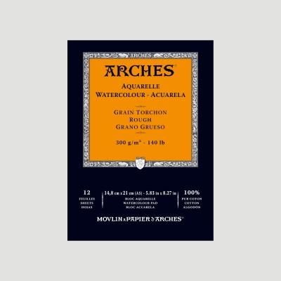 Album Arches 300gr - Grana Grossa collato 1 lato