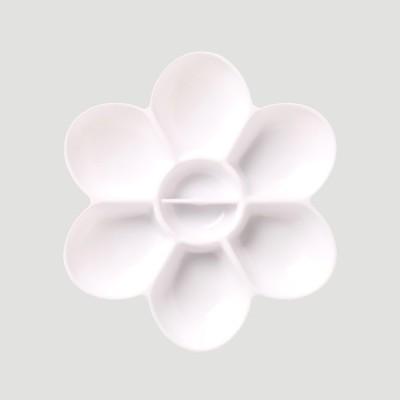 Tavolozza di Plastica a Fiore - Liquitex Bascis