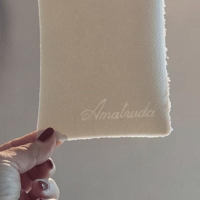 Blocco di carta Amatruda per Disegno - 200gr Grana Liscia