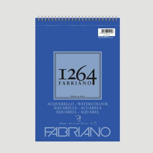 Album Fabriano 1264 - Carta per Acquerello