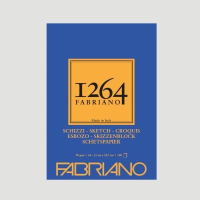 Album Fabriano 1264 - Carta da Schizzo