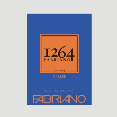 Album Fabriano 1264 - Carta per Marker
