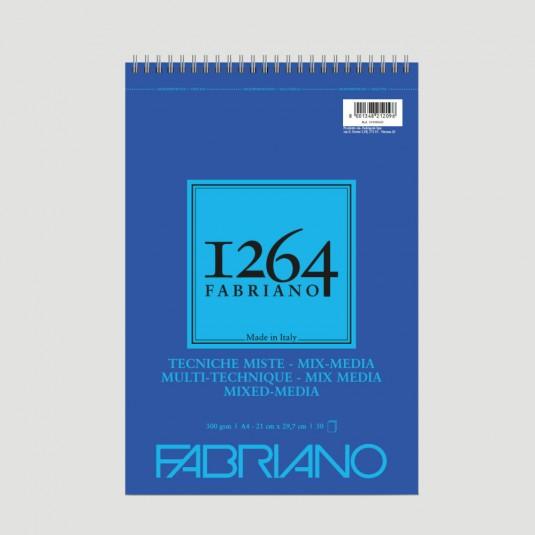 Album Fabriano 1264 - Carta per Tecniche miste
