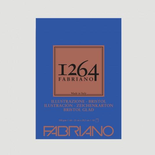 Album Fabriano 1264 - Carta Bristol per Illustrazione
