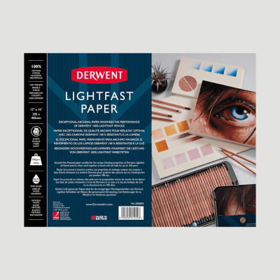 Album da disegno Derwent Lightfast Paper