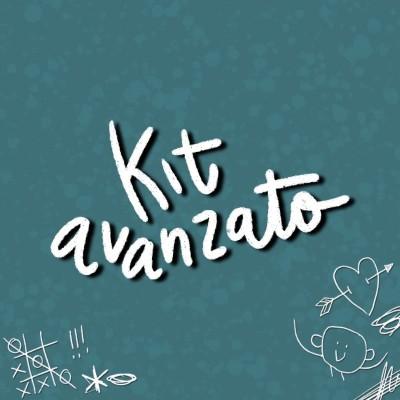 Kit Moodle Avanzato - Corso di Doodle Journaling by Tuttelemelediannie