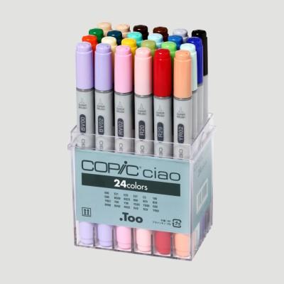 Copic Ciao Marker - confezione 24 pennarelli
