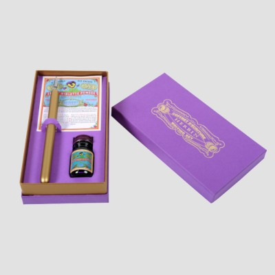 Set Calligrafia Violetta del Pensiero - Herbin