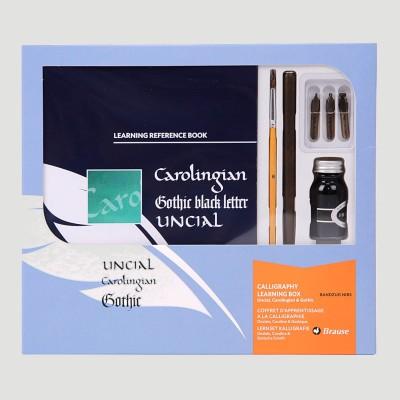 Kit per Calligrafia Gotica, Carolingia e Onciale - Brause