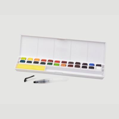 Set Acquerelli Derwent Inktense, 24 colori