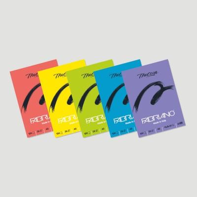 Blocco Traccia Fabriano - Carta leggera per Grafica e Schizzo