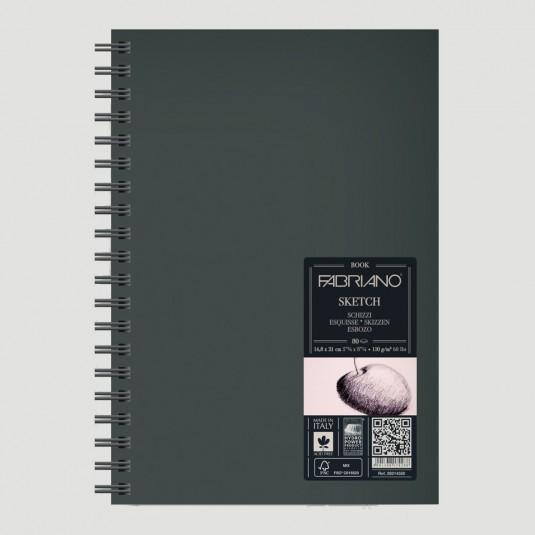 SketchBook spiralato Fabriano