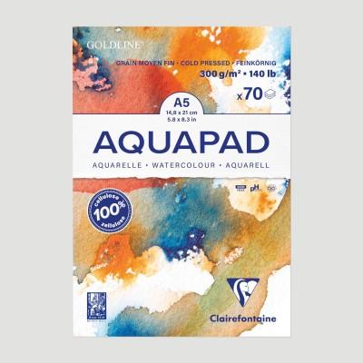 Blocco Goldline Aquapad - Clairefontaine