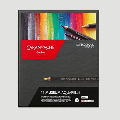 Confezione Matite Colorate - Museum Caran d'Ache
