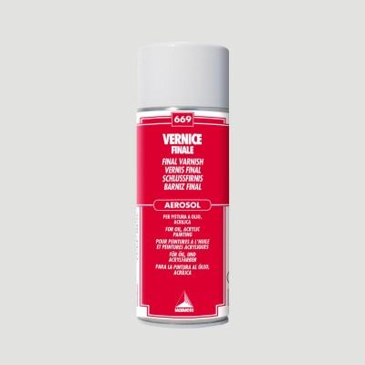 Vernice Finale Spray - Maimeri