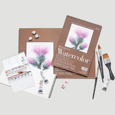 Album per Acquerello Watercolor Paper - Strathmore Serie 400