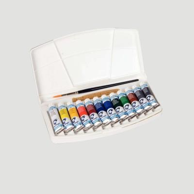 Acquerello Van Gogh - Confezione in Plastica 12 Tubetti da 10 ml