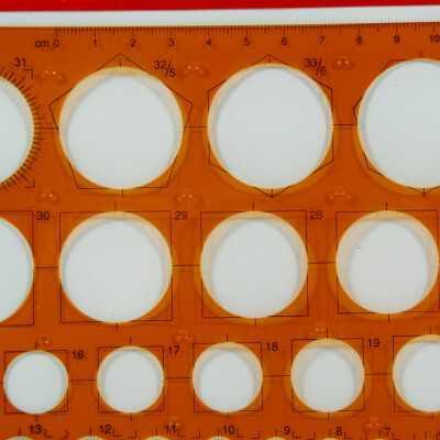 Maschera Cerchi - da 1mm a 36mm