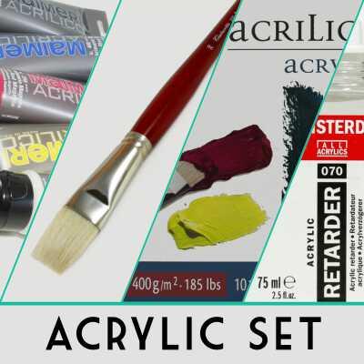 Acrylic Set