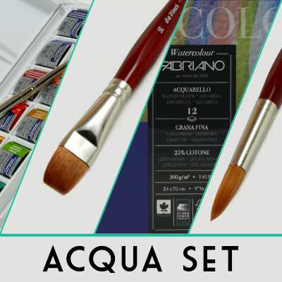 Acquerello Set