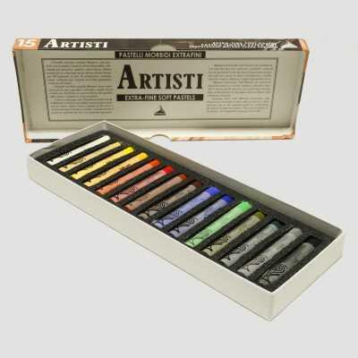 Set Soft Pastel Artisti