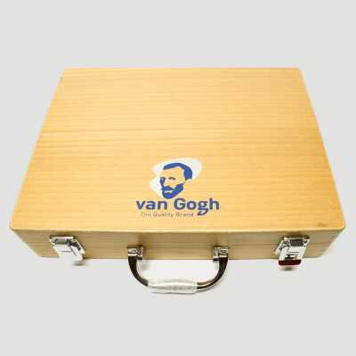 Olio Van Gogh - Valigetta in Legno