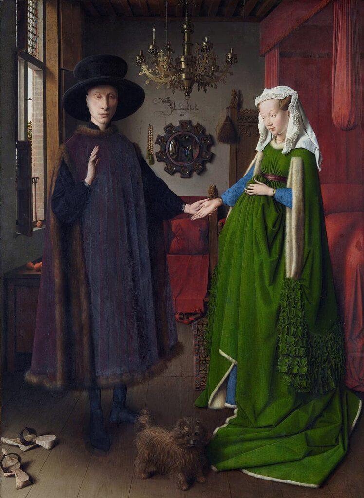 Ritratto dei coniugi Arnofini