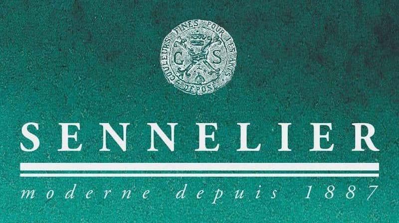 Logo del marchio di prodotti per le Belle Arti Sennelier
